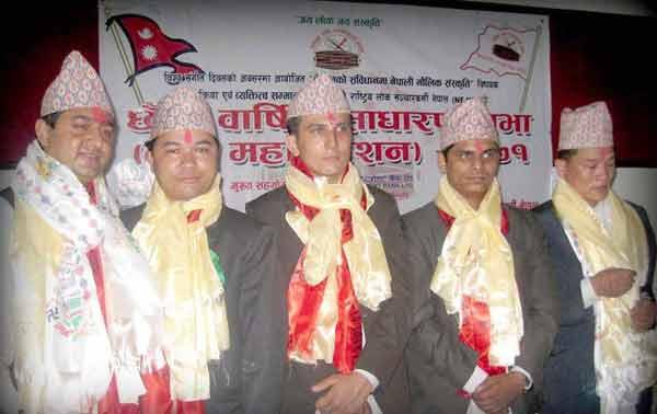 lok-sancharkarmi-hari-dulal