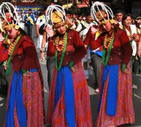 lhosar-dance