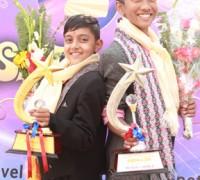 Ayush KC and Srrajal Maharjan