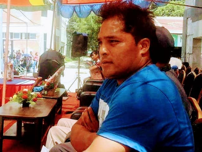 Ram Kumar Subedi
