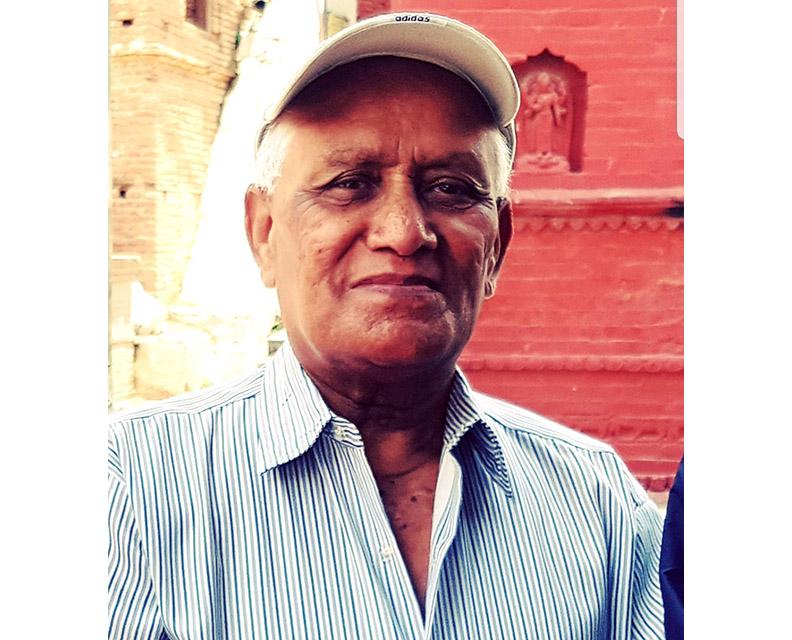 Chetan Karki