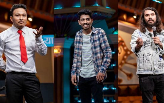 comedy champion 2 को बन्ला 'कमेडी च्याम्पियन सिजन–२'