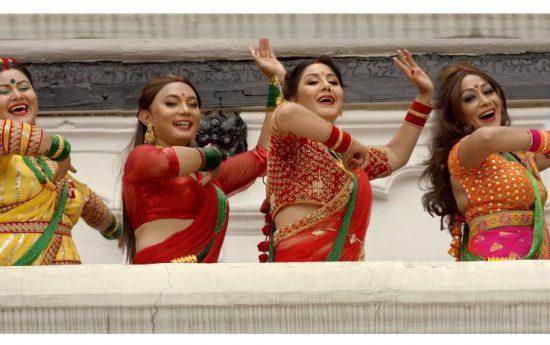 karishma-manandhar दाबहार नायिका करिष्मा मानन्धर
