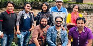 madhabraj-kharel बन्ने भो चलचित्र 'चिठ्ठी'