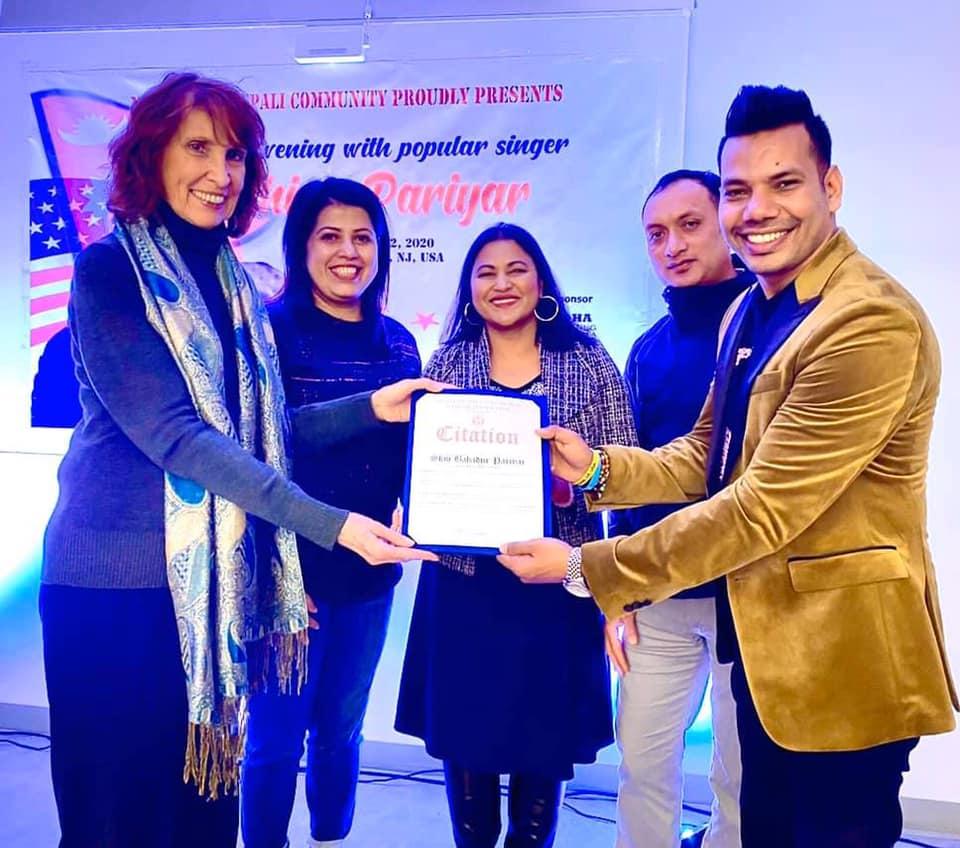 Shiva Pariyar Prize
